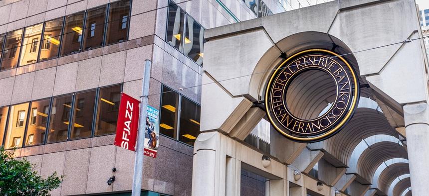 Federal Reserve Bank of San Francisco building