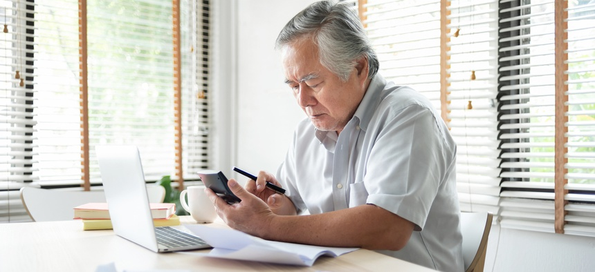 """Older Americans experience a """"perfect storm"""" being more susceptible to the virus and likely targets of misinformation."""