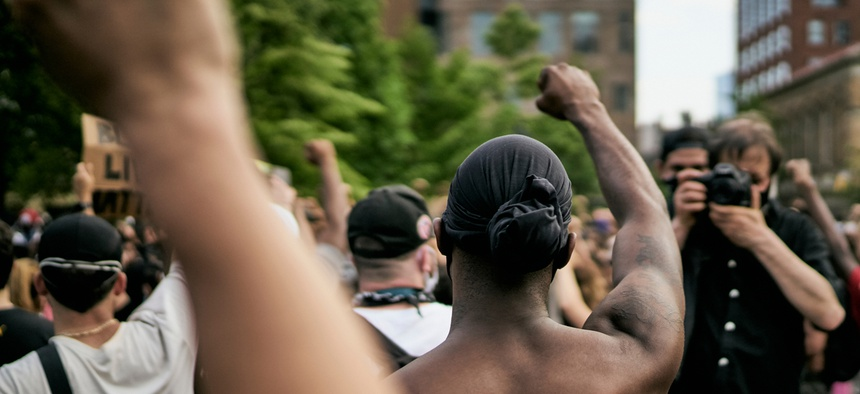 Protests against racism have led some lawmakers to suggest that reducing marijuana penalties would reduce unnecessary confrontations between police and minority residents.