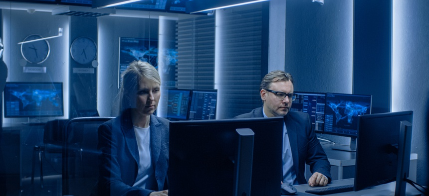 Retirement systems are potential targets for malicious cyber actors.