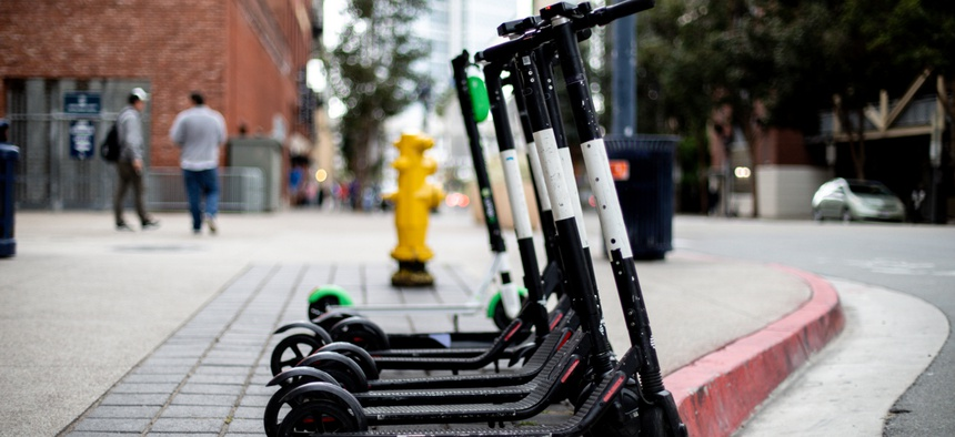 As cities explore decreasing their dependance on automobiles, shared micromobility devices can serve as an accessible and sustainable transportation alternative.