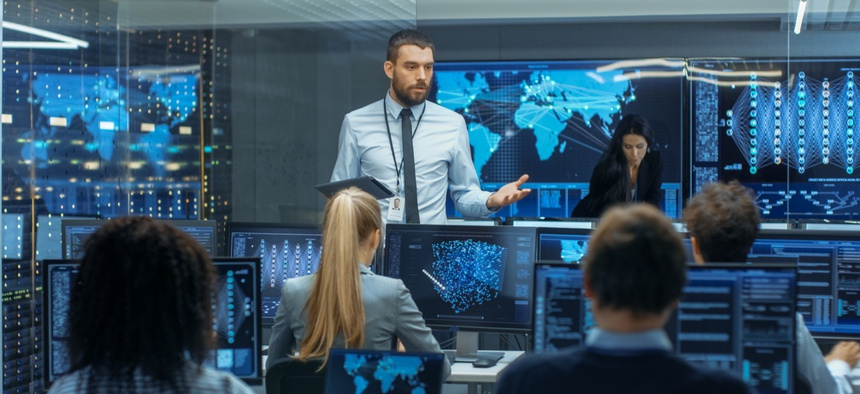 State and local governments continue to struggle to find and hire quality, cybersecurity talent.