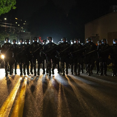 Legal Experts Say Trump's Push to Defund 'Anarchist' Cities Would Face Difficulty in Court