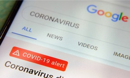 Google search results could help predict coronavirus outbreaks.