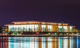 The Kennedy Center, one of six venues selected for the pilot program, on Saturday hosted its first live performance since the onset of the pandemic.