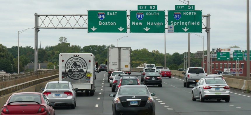 New Hampshire residents used to stream into Massachusetts each weekday to work at Massachusetts firms, but now many of them are working remotely from home.