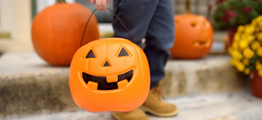 Most municipalities don't regulate Halloween and declined to start doing so this year, though many recommended extra safeguards for families who choose to go door to door.