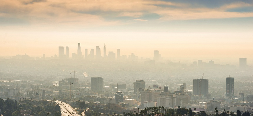 Scientists say air pollution, much of it from automobiles, is causing higher COVID-19 mortality rates.