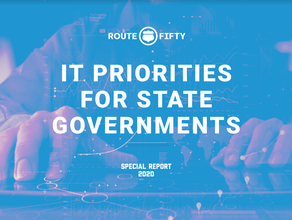 IT Priorities for State Governments