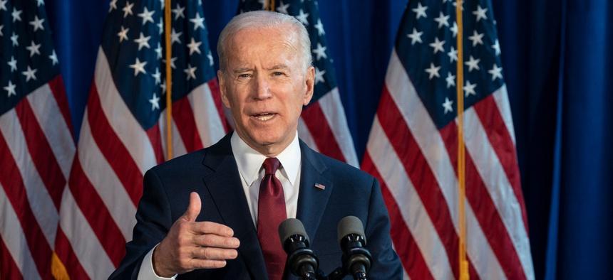 President-elect Joe Biden's criminal justice plan includes $20 billion in grants for states.