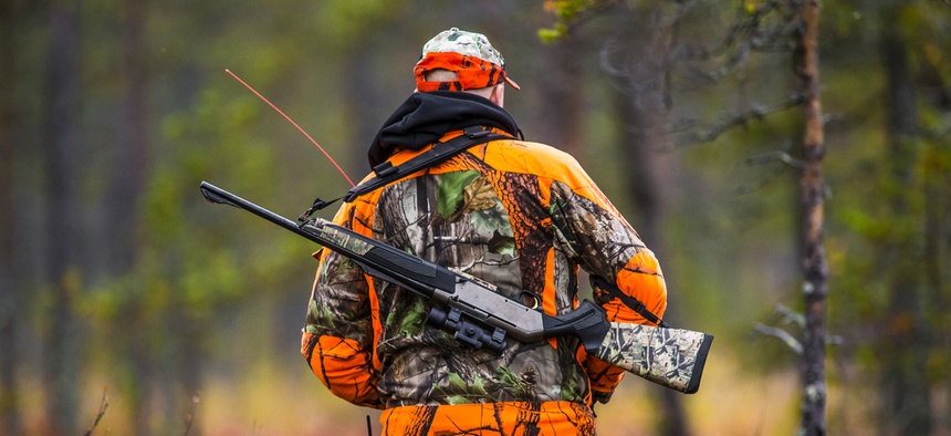 This year's surge in hunting coincided with increased interest in many outdoor activities.