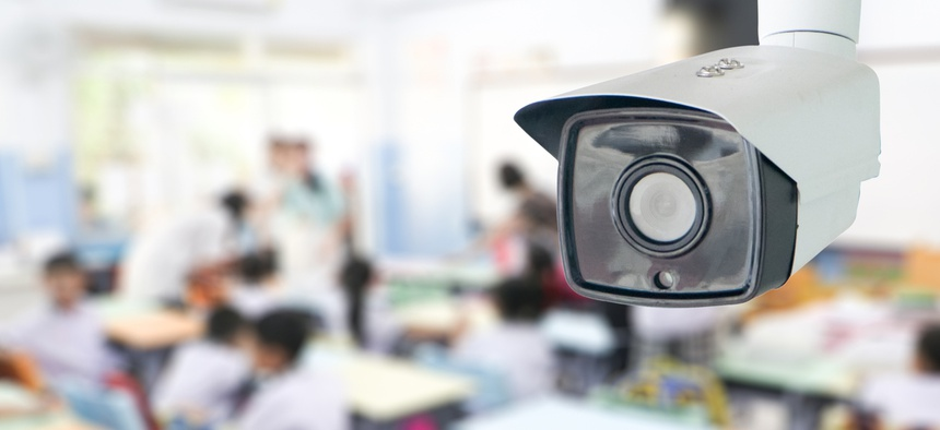New York banned facial recognition software in schools until 2022.