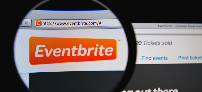 Florida is using Eventbrite to schedule vaccinations.