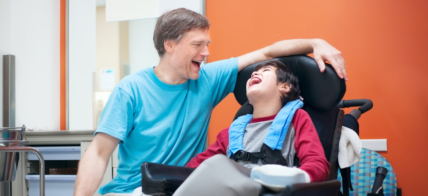 A nearly 40-year-old Medicaid program, the Katie Beckett Waiver Program, enables families who earn too much to qualify for regular health care coverage to tap into home-based services for children with special needs.