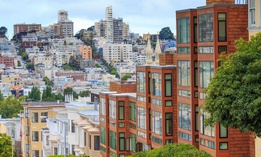 Housing in San Francisco.