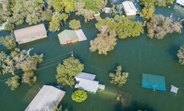 Record-breaking floods is just one of many examples of the effects of climate change. States can lead efforts to identify innovation solutions to address this issue.