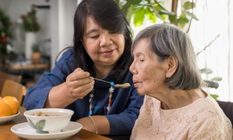 Family caregivers are a critical part of our health care system.