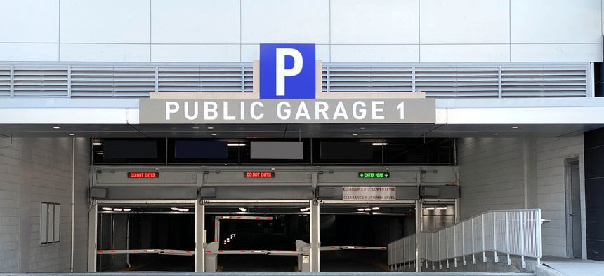 Retrofitting unused parking garages to residential space could solve the nation's housing shortage.